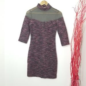 PSY Monte Carlo | Multicolored Sweater Dress